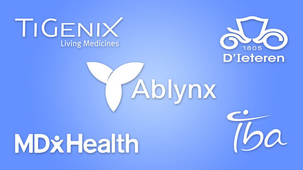 Buy & Sell: Le point sur TiGenix - Ablynx - MDxHealth - IBA - D'Ieteren 10/01/18